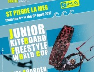 Coupe du Monde Junior de Kiteboard Freestyle