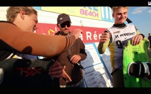 9ème Coupe d'Europe Kitesurf Junior