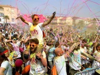 COLOR PEOPLE RUN - 2EME ÉDITION