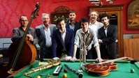 FESTIVAL DE JAZZ : THE RYTHM GAMBLERS & SANTANDREA JAZZ BAND