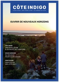 DISTRIBUTION DU NOUVEAU MAGAZINE MUNICIPAL
