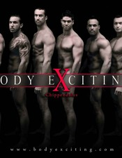 REVUE MASCULINE : LES BODY EXCITING AUX CABANES