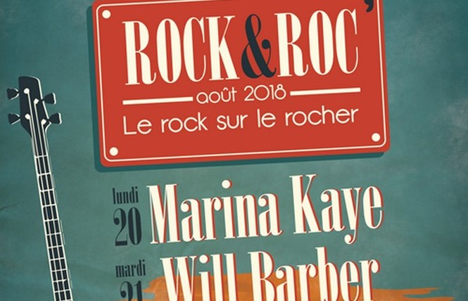 LE ROCK SUR LE ROC - WILL BARBER 1 - Fleury